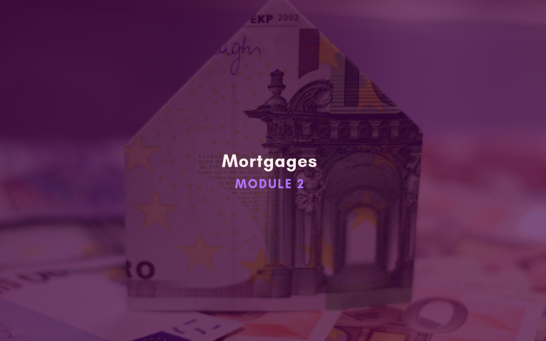 Unit 3 : Mortgage Law, Policy And Markets
