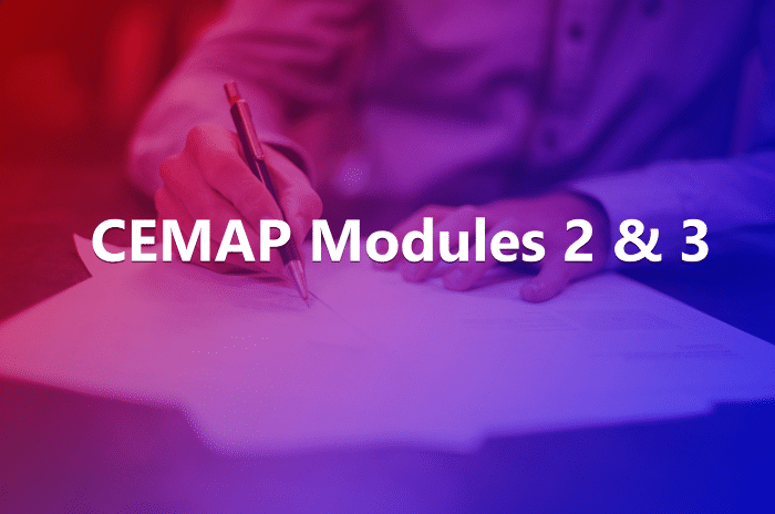 Our Courses | cemap course